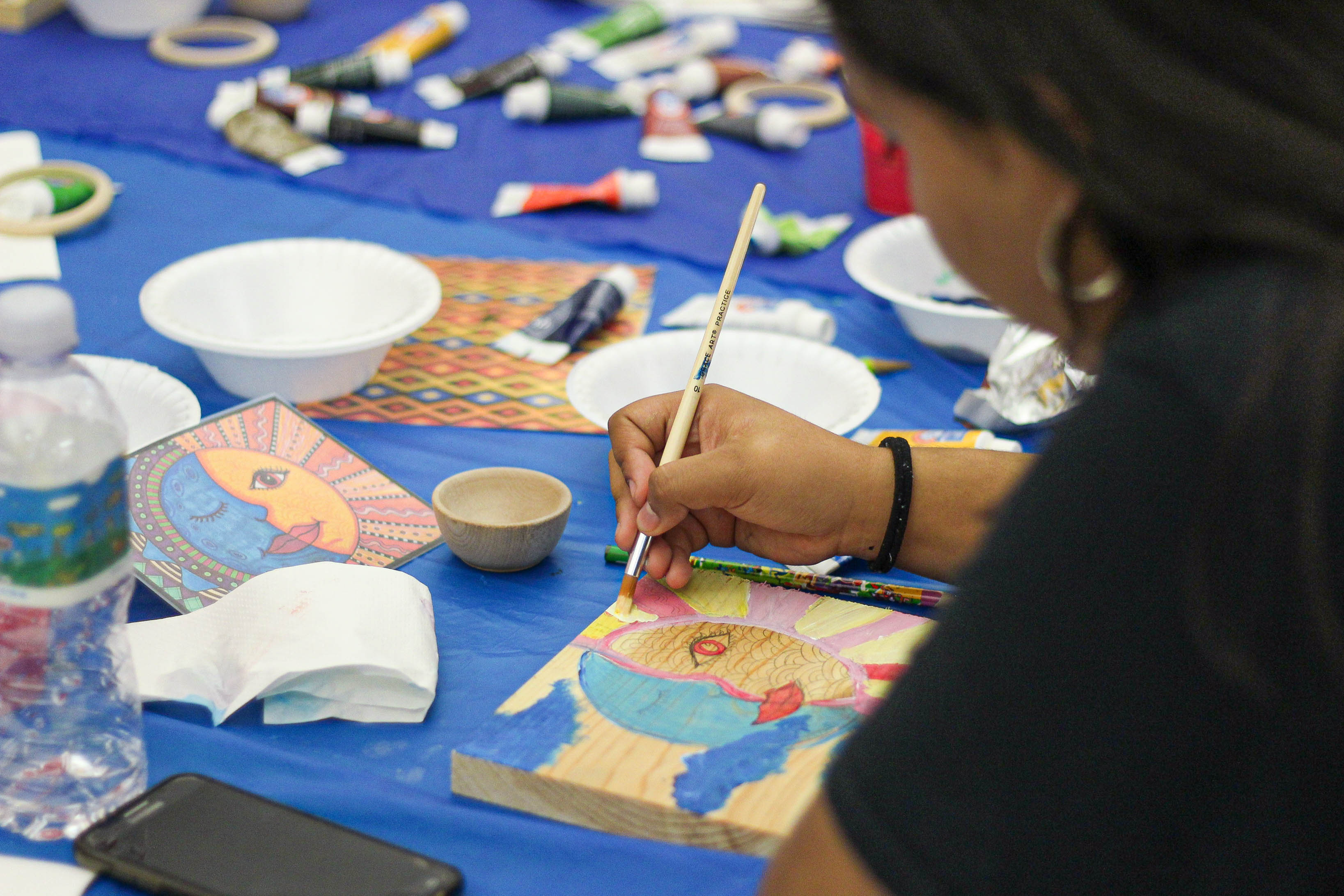 Teen Craft Workshops
