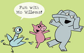Mo Willems Storytime